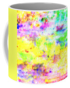 Pastel Abstract Patterns I Coffee Mug