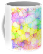 Pastel Abstract Patterns IIi Coffee Mug