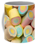Pastel Colored Marshmallows Coffee Mug