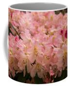 Pastel Coral Azaleas Refreshed By The Rains Coffee Mug