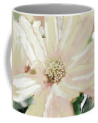 Pastel Daisy Photoart Coffee Mug