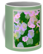 Pastel Flowers II Coffee Mug