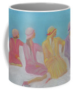 Pastel Hats By Jrr Coffee Mug