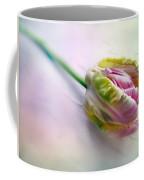 Pastel Parrot Tulip Coffee Mug