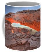 Pastels At Canyonlands Coffee Mug