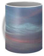 Pastels In The Heavens Coffee Mug