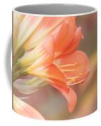 Pastels Coffee Mug by Kim Hojnacki