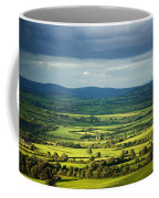 Pastoral Fields, Near Clonea, County Coffee Mug