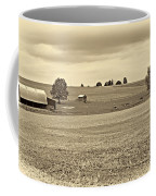 Pastoral Pennsylvania Sepia Coffee Mug
