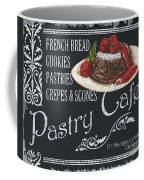 Pastry Cafe Coffee Mug by Debbie DeWitt