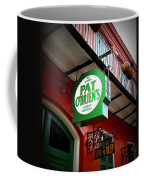 Pat O's Coffee Mug