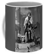 Pat Patrick 1968 Coffee Mug by Lee  Santa