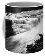 Patagonia Rio Glaciar Waterfall Coffee Mug