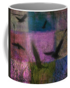 Patched Quilt Coffee Mug