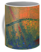 Patches Of Red Coffee Mug