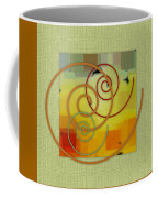 Patchwork I Coffee Mug