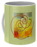 Patchwork I Coffee Mug by Ben and Raisa Gertsberg