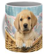 Patchwork Puppy Dp793 Coffee Mug by Greg Cuddiford