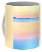Patel Bay - Colorful Pastel Sunset Coffee Mug