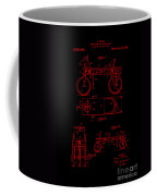 Patent Art 1920 Herzog Hobby Horse Red Coffee Mug