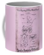 Patent Art Baby Carriage 1920 Lark Invite IIi Coffee Mug