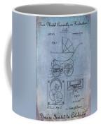 Patent Art Baby Carriage Lark II Invite Coffee Mug