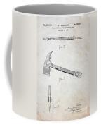 Patent - Fire Axe Coffee Mug