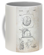 Patent - Fire Helmet Coffee Mug