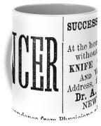 Patent Medicine, 1876 Coffee Mug