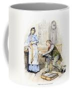 Patent Medicine Salesman Coffee Mug