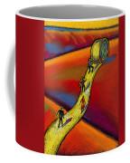Path Coffee Mug by Leon Zernitsky