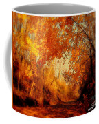 Path Of Gold Coffee Mug