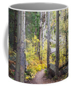 Path Of Peace Coffee Mug