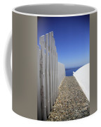 Path Out To Sea Coffee Mug