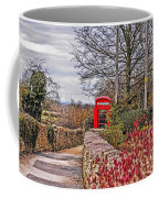 Path Through The Cotswolds Coffee Mug