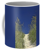 Path Through The Dunes Coffee Mug