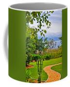 Path To Marshes Coffee Mug