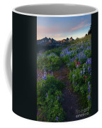Path To Tatoosh Coffee Mug