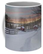 Path To The Barn Coffee Mug