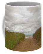 Path To The Beach 12058 Coffee Mug