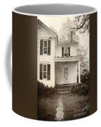 Path To The Door Coffee Mug