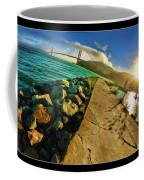 Path To The Golden Gate Coffee Mug