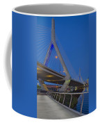 Path To The Leonard P. Zakim Bridge Coffee Mug