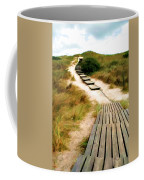 Path To The Sea Coffee Mug