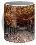 Path To The Wild Wood Coffee Mug by Scott Norris