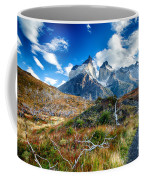 Path To Torres Del Paine Coffee Mug
