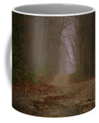 Path To Wolf Den  Coffee Mug