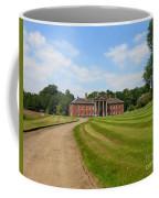 Pathway To Adlington Hall Coffee Mug