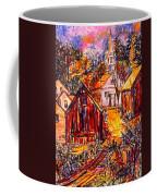 Pathway To Color Coffee Mug