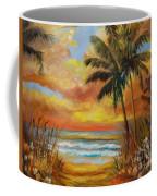 Pathway To The Beach 11 Coffee Mug